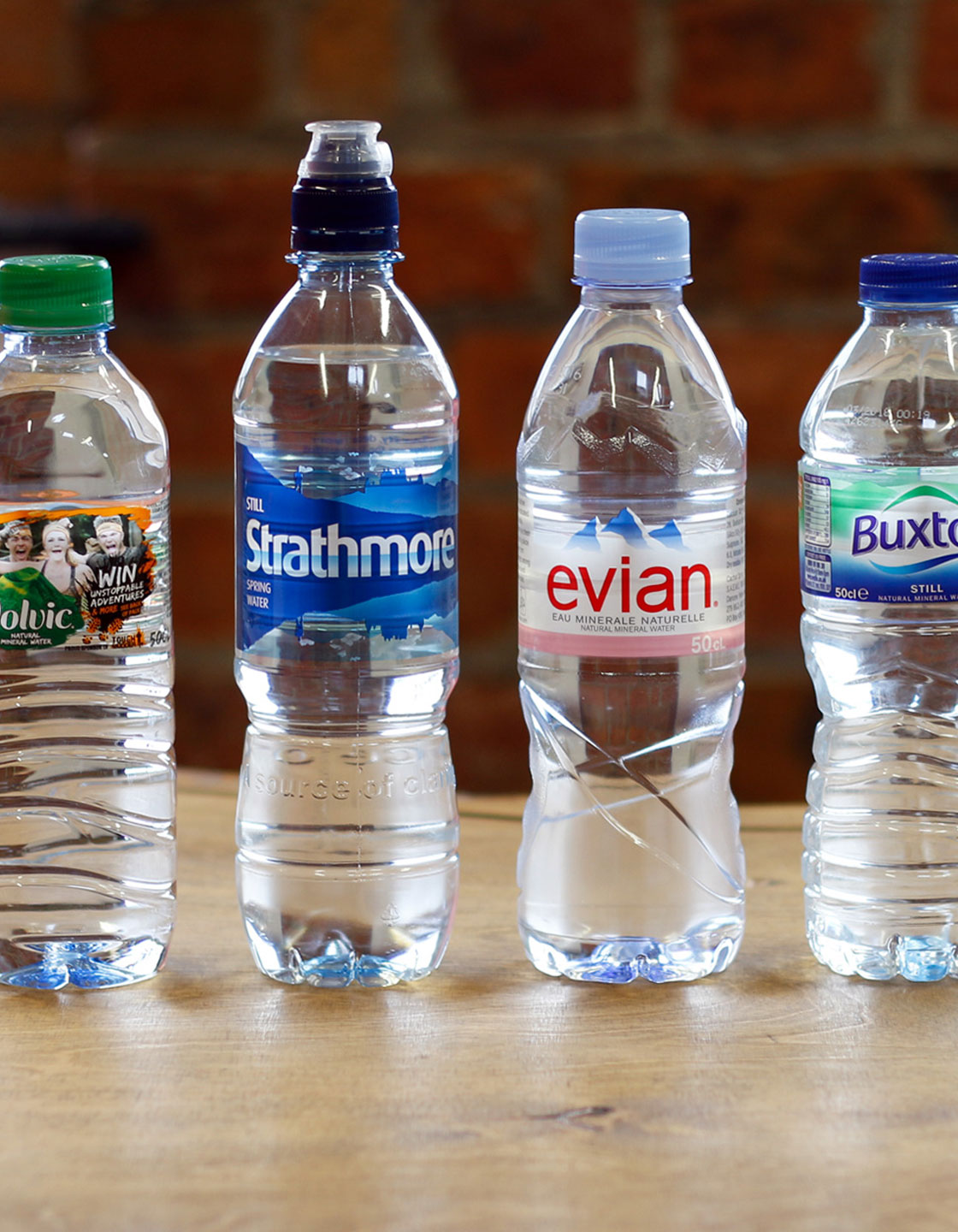 Brand strategy for bottled water