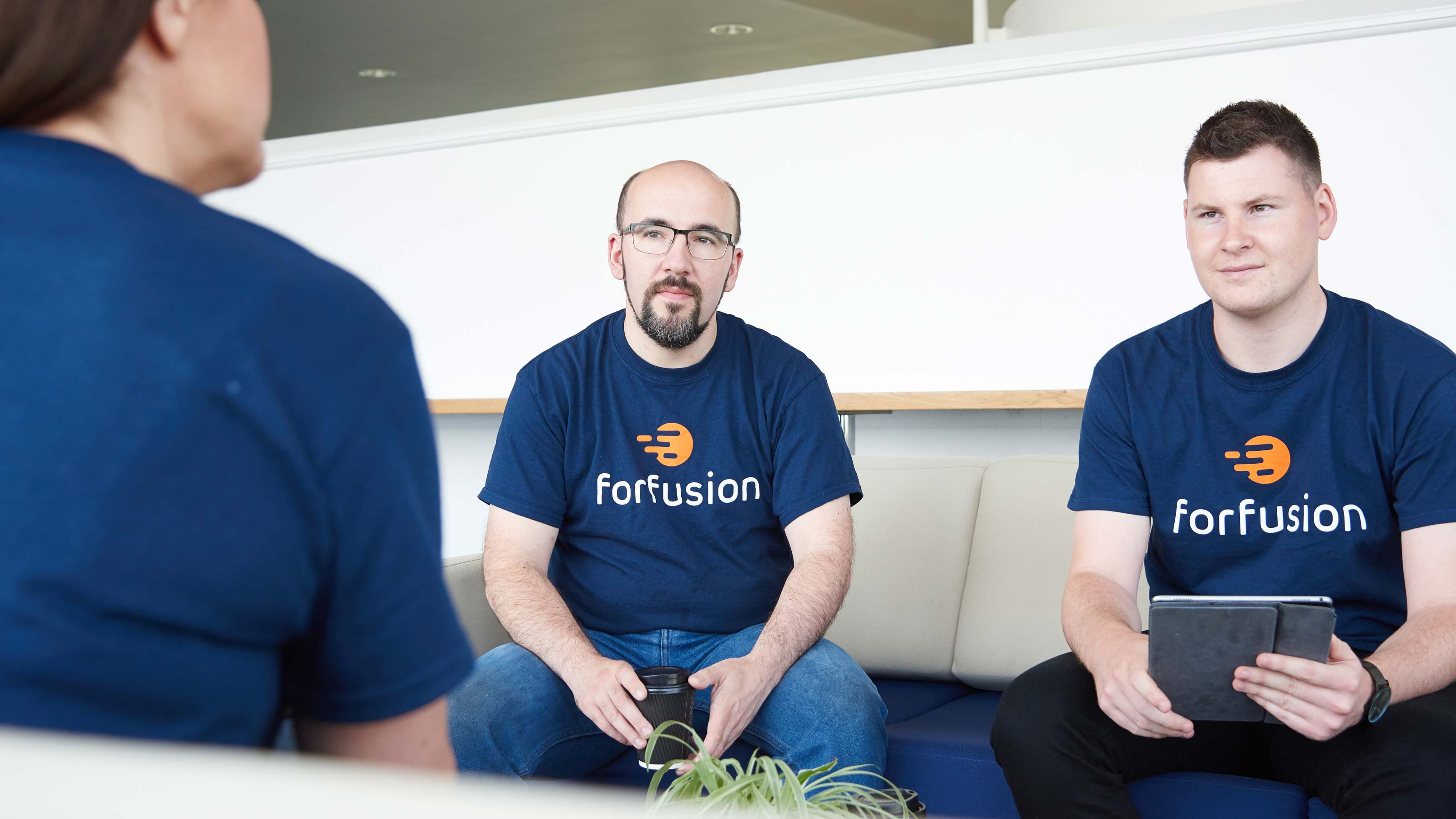 Transforming the Brand Identity for Forfusion